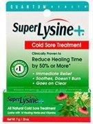 Quantum - Super Lysine Plus+ Cream, .75 Oz Cream