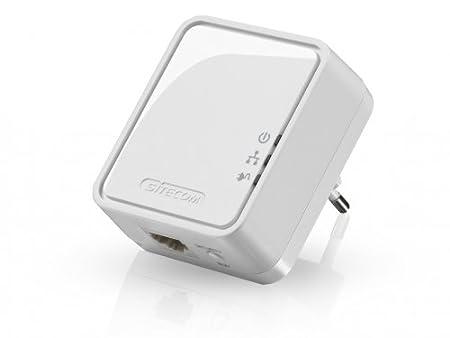 Sitecom LN-550 -Mini Homeplug - Kit CPL 500 Mbps - Blanc