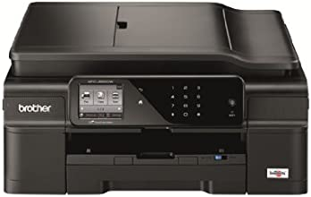 Brother Printer MFCJ650DW Wireless Color Printer with Scanner, Copier and Fax