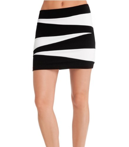 G by GUESS Robertson Banded Skirt