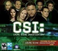 Crime Scene Investigation Computer Software Game