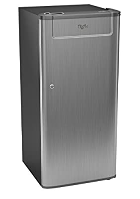 Whirlpool 205 Icemagic Premier 4S Single-door Refrigerator (190 Ltrs, 4 Star Rating, Grey Titanium)