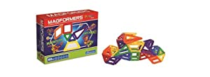 Magformers Magnetic Building Construction Set - 62 Piece Designer Set by Magformers
