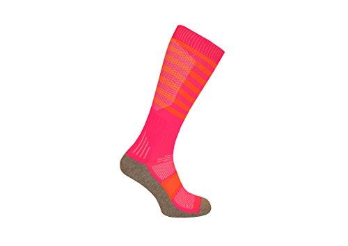 Sock Mine-Calze per equitazione Rosa rosa Size 6-7.5