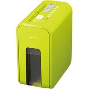 日用品雑貨 生活用品 インテリア 雑貨 文具 オフィス用品 デスクサイドシュレッダー<RELISH> スプラウトグリーン