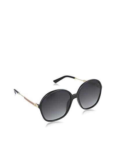 Gucci Sonnenbrille 3844/S 9O (58 mm) schwarz