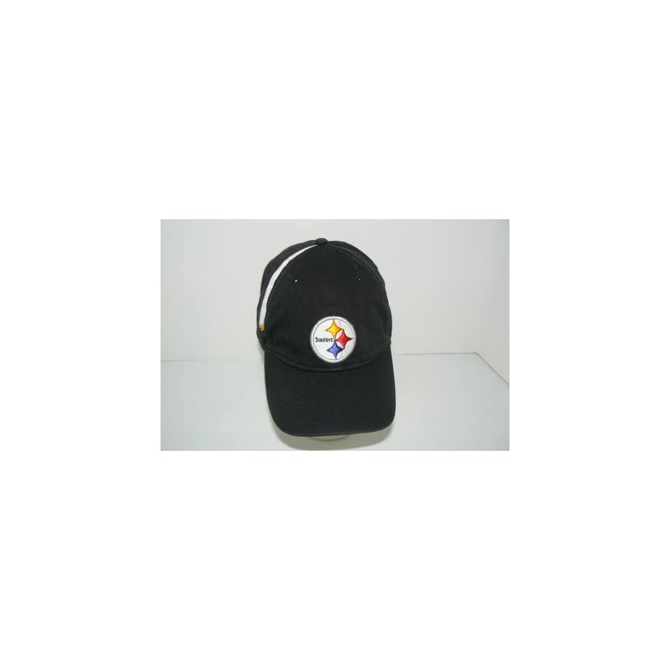 NFL Pittsburgh Steelers Endzone Slouch Hat Cap Lid