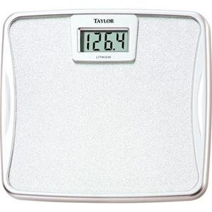 Taylor 7329-4012 Taylor Lith Btry Bath Scale (7329-4012)