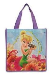 Disney Tinkerbell Fairies Reusable Tote Bag