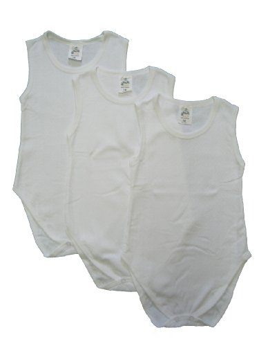 Sleeveless Baby Onesies