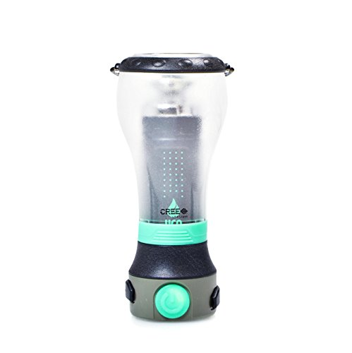 Uco Tetra 170 Lumen Rechargeable Led Lantern With Flashlight And Usb Charger