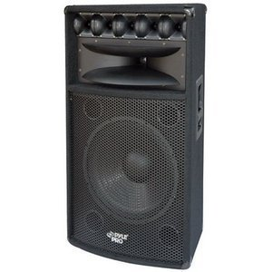 """Pyle Pylepro Padh1569 500 W Rms Speaker . 5. Way . 8 Ohm . Floor Standing """"Product Type: Speakers/Component Speakers"""""""
