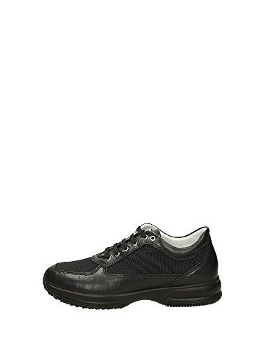 Imac 50500 Sneakers Bassa Uomo Nero 40
