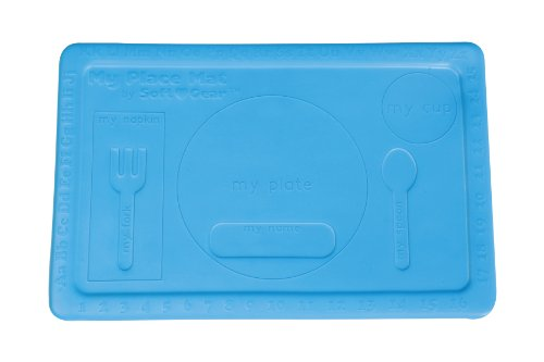 Soft Gear My Placemat, Blue