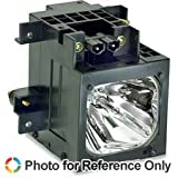SONY XL-2100U TV Replacement Lamp with Housing