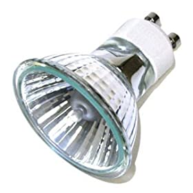 GU10 120v 35w MR-16 Q35MR16 35 watts JDR C Halogen Bulb Lamp