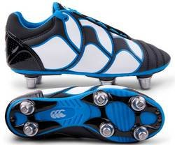 Canterbury Stampede CLUB 6 Stud Junior Rugby Boots