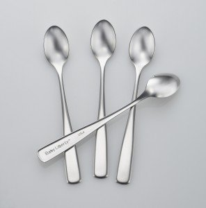 Baby Liberty Uncoated Feeder Spoon 4 Pack