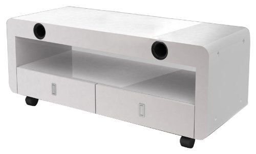 Prix des meuble tv blanc 67 for Chez brick meuble