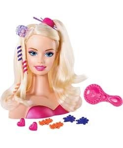 Barbie Princess Styling Head [Toy]