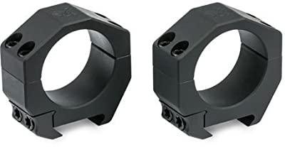 Vortex Precison Matched Riflescope Rings Medium Height for 34 mm Scope, .92in Height, PMR-34-92 by Vortex Optics