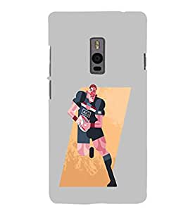 Ebby Premium Printed Mobile Back Case Cover With Full protection For One Plus 2 / Oneplus 2 (Designer Case)
