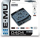 Creative Labs E-MU 0404 USB Audio Interface
