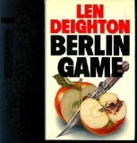 Berlin Game (0394534077) by Len Deighton