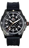H3 TACTICAL Commander Carbon 3-Hand Silicone Men's watch #H3.302131.12