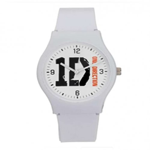 One Direction 'Logo' White Brands Wrist Watch image