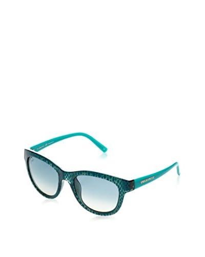 Pucci Gafas de Sol EP737S (55 mm) Turquesa / Azul Petróleo