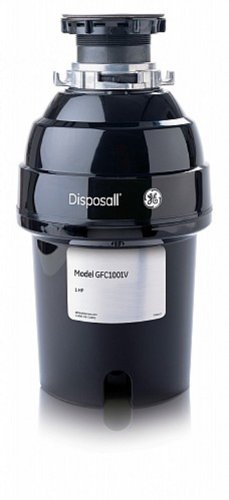 OVERSEAS USE ONLY GE GFC1001V Disposal Food Waste Disposer with /m. Food Processor / (ACUPWR (TM) Plug Kit - Lifetime Warranty) 220Volt Will Not Work In the USA