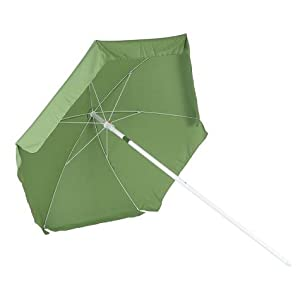 Lime Green ShadyBaby Universal Stroller Parasol - Lime Green Umbrella