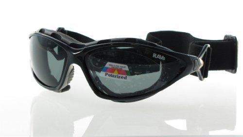 Revo Verglasung -Sonnenbrille/sportbrille /ski /rad/berg-Gletscherbrille/ Revo Flash Mirror 8GlrVt