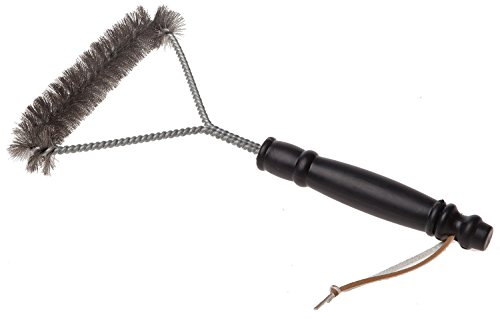 Ouddy 12-Inch 3-Sided Grill Brush