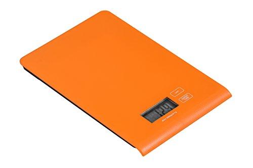 Premier Housewares 0807265 Balance de Cuisine Electronique ABS Orange