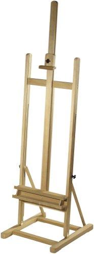 Art Advantage H Frame Beech Wood Easel