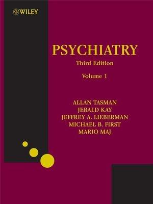 Psychiatry (2 Vol. Set)