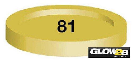 Humbrol Humbrol Acryl 081 Olivgelb matt 12 ml