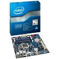 Intel Dh67bl Media Series Desktop Motherboard Intel Socket Lga1155 Ih67 Micro...