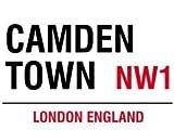 Camden town NW1 london england