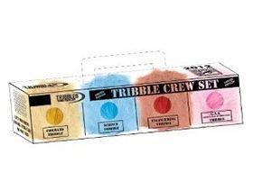 Star Trek Tribble Crew Set - San Diego Comic Con SDCC Exclusive
