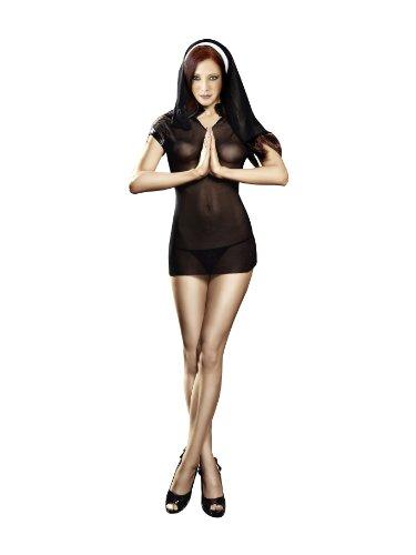 baci-womens-naughty-nun-set-black-small-medium