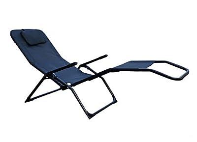 HP Camping Relaxliege Bäder Saunaliege Sonnenliege Hooge von Hausratplus auf Gartenmöbel von Du und Dein Garten