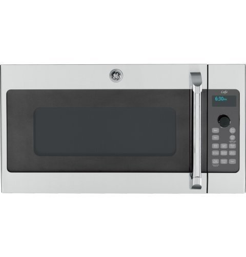 Ge Csa1201Rss Cafe Advantium 1.7 Cu. Ft. Stainless Steel Over-The-Range Microwave - Convection