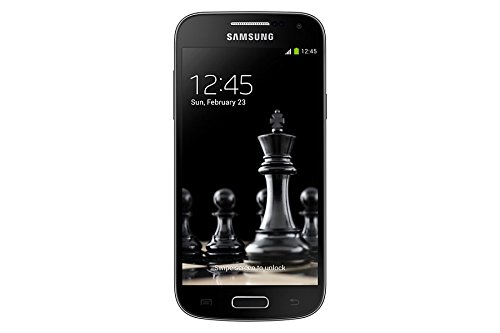 Samsung i9195i Galaxy S4 Mini Value Edition ohne Vertrag black-edition