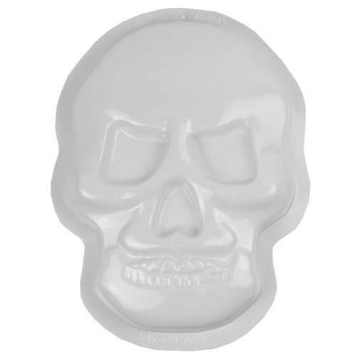 Skull Plastic Pan By Ck Products