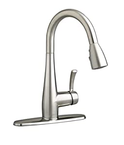 American Standard 4433 300 075 Quince High Arc Pull Down