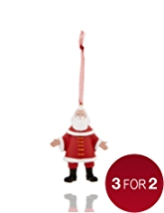 Santa Claus Christmas Tree Decoration
