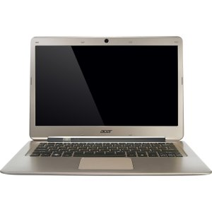 Acer Aspire S3-391-73514G25add 13.3 LED Ultrabook - Intel Core i7 i7-3517U 1.90 GHz. S3-391-9445 ULTRABOOK I7-3517U 1.9G 4GB 256GB 13.3IN LED W7P 64BIT. 1366 x 768 HD Air - 4 GB RAM - 256 GB SSD - Intel HD 4000 Graphics - Bluetooth - Webcam - Sincere Win